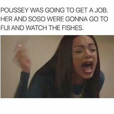 #ForRealThough #oitnb #poussey
