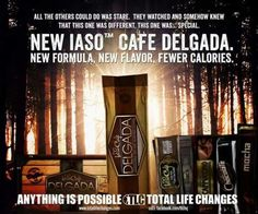 Buy IASO Cafe Delgada Weight Loss Coffee Samples