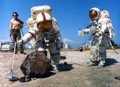 A Look Back at Apollo 16 (photos) - tehPARADOX
