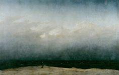 Výsledok vyhľadávania obrázkov pre dopyt Caspar David Friedrich