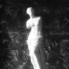 According to most experts, the Venus de Milo depicts the mythological Greek goddess Aphrodite, and the story of the Judgment of Paris. In this tale, a young Trojan prince, Paris, was given a golden apple by the goddess of Discord and told to award it to the most beautiful of the three candidates: Aphrodite, Athena and Hera. Aphrodite won the beauty contest by bribing Paris with the love of the most beautiful mortal woman - Helen of Sparta - and was awarded the apple.