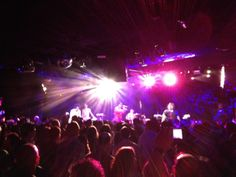 Le Poisson Rouge in New York, NY