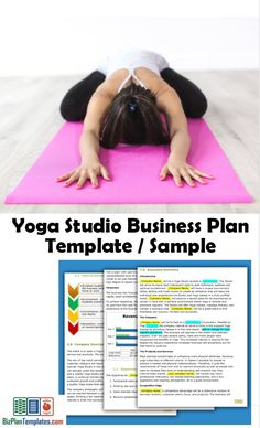 The yoga studio business plan template is a high quality hybrid the yoga studio business plan template is a high quality hybrid business plan document which is between a template and a sample together with the wajeb Choice Image