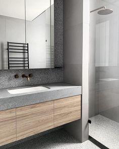 UP // Architecture + Design ( Washroom Vanity, Washroom Design, Modern Bathroom, Small Bathroom, Master Bathroom, Bathroom Bin, Architecture Life, Interior Architecture, Public Bathrooms