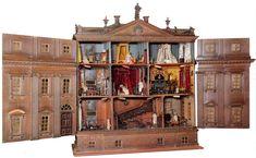 The Nostell Priory baby house fu commissionata da Sir Rowland Win e da ...