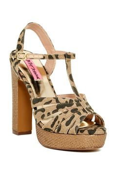 Betsey Johnson | Magiic Platform Sandal $49.97 | Nordstrom Rack