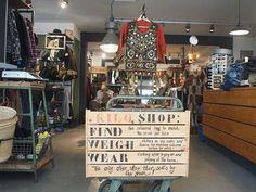 Ga langs Kiloshop Amsterdam voor prachtige vintage items! Koffie of lunch kan hier ook gewoon. Ontdek deze en meer hotspots in de Amsterdam City Guide >>