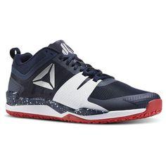 57486d7cfe1 Reebok JJ I – Preseason Training Pack Men s Training Shoes in Navy   White    Red
