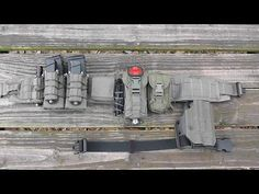 "Ronin Tactics ""Gunfighter"" Belt Setup - YouTube"