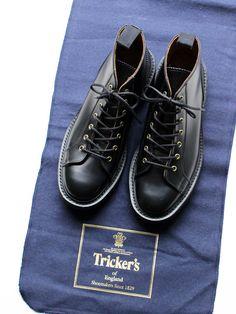 Tricker's トリッカーズ Monkey Boots M6077 モンキーブーツ