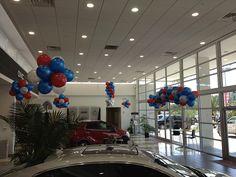 RWB Buick - Balloon Man LLC #ballooncreations  #balloondesigns  Make your dealership look like a national TV commercial