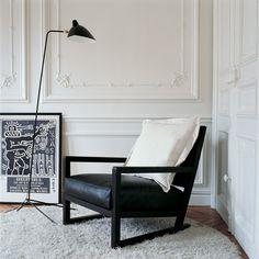 Armchairs: CLIO – Collection: Maxalto – Design: Antonio Citterio