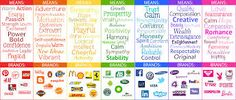 colours for business brands - Google Search