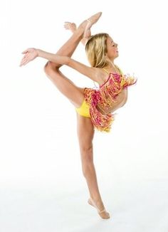 Kaylee Quinn from Dance Precisions