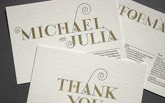40 beautiful and creative letterpress designs