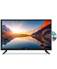 If you are after a simple TV that has a high-quality display yet is easy use, then our Devanti LED TV with DVD Player is the TV for you. Lg Display, Display Screen, Simple Tv, World Movies, Dtv, Dolby Digital, Smart Tv, Traveling By Yourself