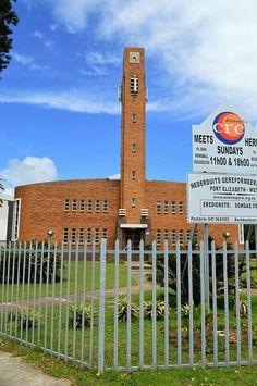 Port Elizabeth, Church Building, Old And New, Big Ben, South Africa, Landscape Photography, Dutch, Colorado, Buildings