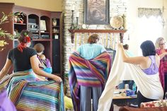 Babywearing Consultant Training & Certification via the Center for Babywearing Studies (~ $600)