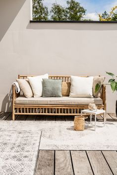 Outdoor Seating, Outdoor Rooms, Outdoor Living, Outdoor Furniture, Outdoor Decor, Plywood Furniture, Terrasse Design, Japanese Home Decor, Boho Home