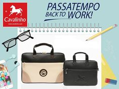 Amostras e Passatempos: Passatempo Back to Work by Cavalinho