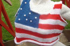Top, drapeau américain débardeur court et large : T-Shirt, debardeurs par…