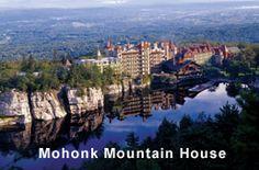 Mohonk Mountain House, New Paltz, NY