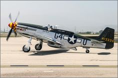 North American P-51D Mustang | by WingmanPhotography