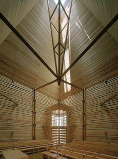 cantata church - kärsämäki - lassila hirvilammi - 1998-2004 - photo jussi tiainen