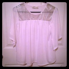 ShirtBOGO It's is a girls loose fit XL, fits adult small perfectly....., worn twice Tops
