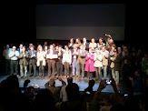 Exito del acto de @Ciutadans_cs en defensa del bilingüismo en la educación #21AEscolaBilingüe