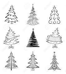 """Résultat de recherche d'images pour """"arbres de noël stylisées"""""""