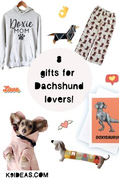 Great news! If you need a gift for a dachshund lover you're in luck, because there's an abundance of great products available. We put together our favourites for you in this article. Let's get right into it, because there truly is something for everyone! Dapple Dachshund, Long Haired Dachshund, Cute Gifts, Gifts For Mom, Gift For Lover, Dog Mom, Abundance, Pet Supplies, Lovers