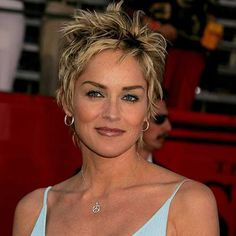 Best Sharon Stone Short Hairstyles, The development in the fields of vogue and films has completely altered the trend in hairstyling. Peop...