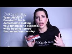 Candy Review: Freedom Bar Chocolate Bar Review #Freedombar #veterans #military #army #navy #airforce #marines #support #fundraiser #mscandyblog @youtube #trailer #subscribe #candy #candyblog #candyreviews #candyhauls #candystorereviews #candyshopreviews #candyvideo #youtube #video