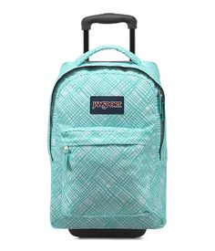 Gear Up Paisley Rolling Backpack Pbteen
