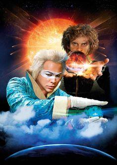 *Empire Of The Sun Luke James Steele & Nick Littlemore.