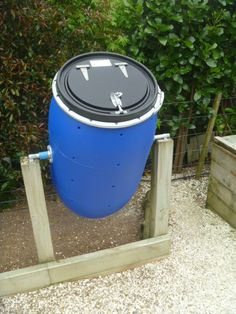 Bruce's Compost Tumblers
