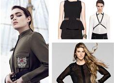 Las blusas del Otoño Invierno 2013 | Moda Saga Falabella