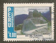 Peru Scott 891A Tourism Used - bidStart (item 42044773 in Stamps, Latin & South America... Peru)