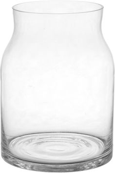 bol.com | Pt, Sturdy - Vaas - Transparant - h20 cm - Glas | Wonen