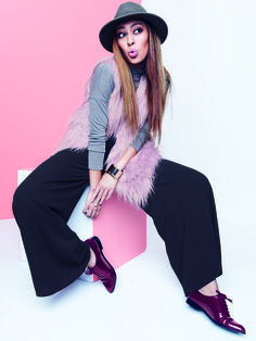 Sarah for Woolies A/W 15 #StyleBySa