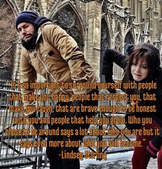 I love this quote for two reasons. First of all, it's Lindsey Stirling. She's pretty awesome. Second (but most importantly) of all, this reminds me of @futurekeeper (Bri). Love ya'!!