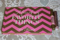 """Too Faced """" A few of my Favorite Things"""" Palette"""