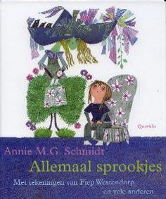 Allemaal sprookjes - Annie M.G. Schmidt(+5)