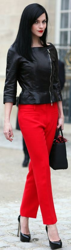 street style  Keep the Glamour