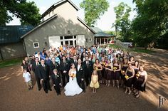 love this group shot at the place I'm getting married