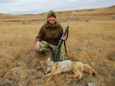 My first coyote!