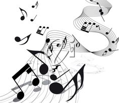 Music note music clip art instruments musicians musical notes on dayasrionb bid Musical Notes Clip Art, Music Notes Art, Art Music, Music Staff Tattoo, Music Tattoos, Pictures Of Music Notes, Emoji Clipart, Star Template, Music Illustration