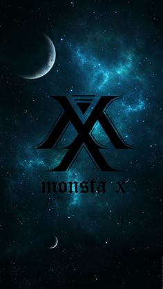 By: @luhgar #MonstaX #Wallpaper
