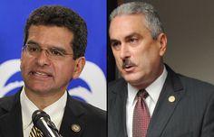 Pierluisi y Rivera Schatz lamentan renuncia de Chemo Soto